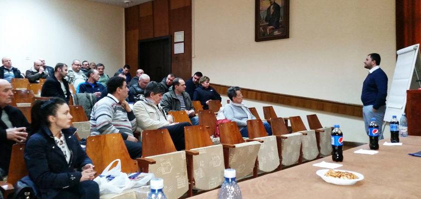 Sumar Conferinta Ramnicu Valcea (21 Februarie 2015)